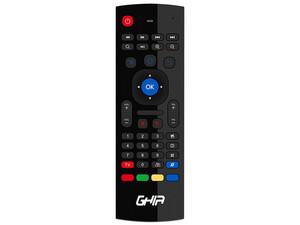 Control Remoto GHIA con Air Mouse y teclado QWERTY.