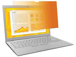 """Filtro de Privacidad Gold 3M para Laptop de 14\""""."""