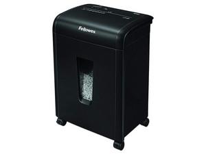 Trituradora Fellowes PowerShred 62MC, micro corte. Color Negro.