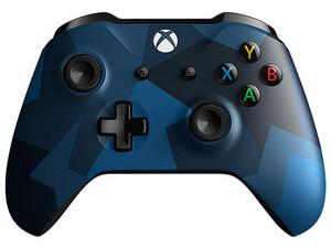 Control Inalámbrico para Xbox One con diseño Midnight Forces II.