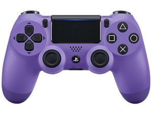 Dual Shock 4 Control Inalámbrico con Panel Táctil para PlayStation 4. Color Morado.
