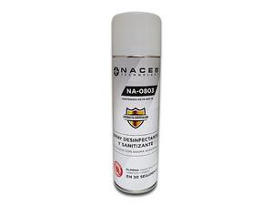 Spray desinfectante NACEB NA-0803, Multiusos, 660ml.