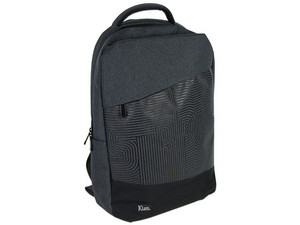 Mochila Klans Stripes KL-915472 para laptop de hasta 15.6