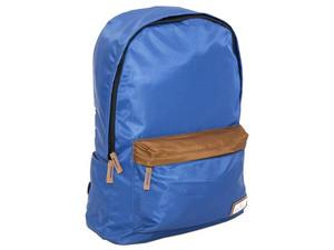 """65d0a92b8 Mochila PERFECT CHOICE indie para laptop de hasta 15"""", Color Azul."""