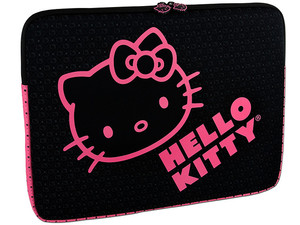 Funda Hello Kitty para Laptop de hasta 15.4