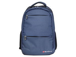 Mochila TechZone para laptop de hasta 15.6