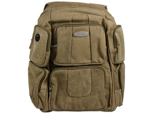 Mochila TechZone Canvas para Laptop de 16""