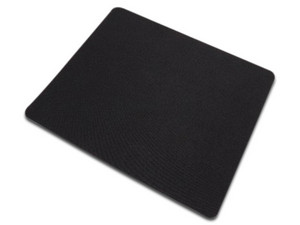 Mouse Pad Brobotix 497271, Ultra Delgado, Color Negro.