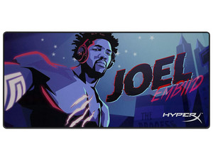 Mouse Pad Kingston HyperX S Pro Joel Embiid Edition.