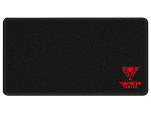 Mouse Pad Patriot Viper Gaming Large, color negro.