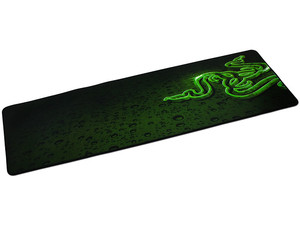 Gaming Mouse Mat Razer Goliathus SPEED  Edition con superficie lisa para maximo control del ratón.