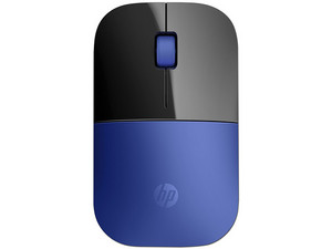 Mouse Óptico inalámbrico HP Z3700, Bluetooth. Color Azul.