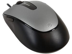 Mouse Microsoft Comfort Mouse 4500, Tecnología BlueTrack. USB 2.0. OEM.