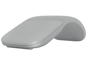 Mouse inalámbrico Microsoft Surface Arc, Bluetooth. Color Gris.