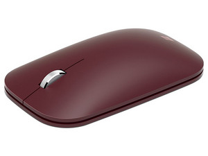Mouse inalámbrico Microsoft Surface, Bluetooth. Color Rojo.