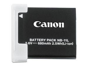 Batería Canon NB-11L para cámaras PowerShot Series.