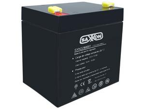 Batería de reemplazo SAXXON de 12V/4.5Ah.
