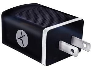 Cargador de Pared Techzone TZCUBQ01 5V/3A. Color Negro.