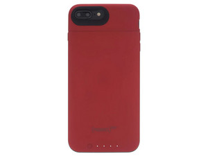 Carcasa con Batería Mophie Juice Pack Air para iPhone 7 Plus, 2420 mAh, Color Rojo.