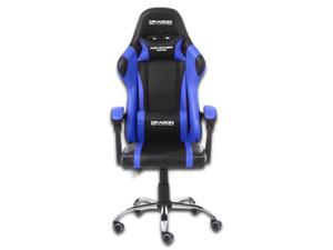 Silla Gamer Nextep Dragón XT Falkor. Color Negro/Azul.