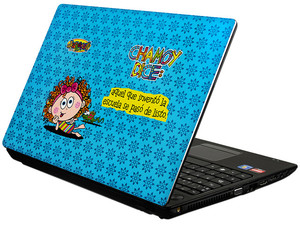 Skin TechZone Chamoy para Laptop Widescreen de 10.2