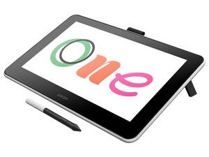 """Tableta Gráfica Wacom Drawing Tablet 13.3\"""", USB. Color Blanco."""