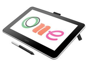 "Tableta Gráfica Wacom One Pen Display de 13.3\"", HDMI, USB."