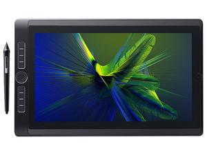 """Wacom MobileStudio Pro 16: Procesador Intel Core i7 8559U (hasta 4.50 GHz), Memoria de 16GB DDR3, SSD de 512GB, Pantalla de 15.6\"""" LED, Video NVIDIA Quadro P1000, S.O. Windows 10 Pro (64 Bits)."""