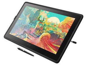 """Tableta interactiva Wacom Cintiq 22, pantalla FHD de 21.5\"""", USB, HDMI, incluye Pro Pen 2."""