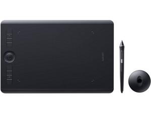Tableta gráfica Wacom Intuos Pro M PTH660 para Mac, Bluetooth, Wi-Fi.