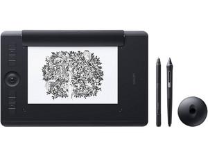 Tableta gráfica Wacom Intuos Pro Paper Edition PTH660P para Mac.