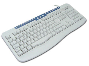 Teclado AOpen Multimedia KB-920