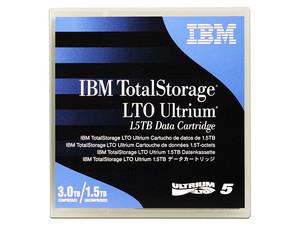 Cartucho de datos Lenovo LTO-5 Ultrium de 1.5TB. Paquete de 5 piezas.