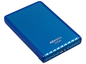 Disco Duro Portátil ADATA DashDrive Choice HC630 de 500 GB, USB 3.0.