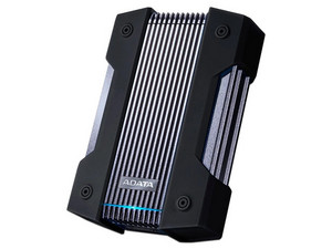 Disco Duro Portátil ADATA HD830 de 5 TB, USB 3.1. Color Negro.