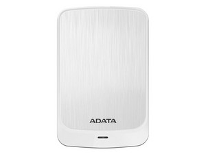 Disco duro Externo ADATA HV320 de 1TB, USB 3.1. Color Blanco.