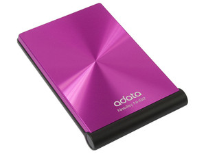 Disco Duro Portable adata Nobility NH92 de 250GB, USB 2.0. Color Rosa