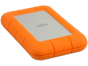 Disco Duro Portátil LaCie Rugged Mini de 500 GB, USB 3.0