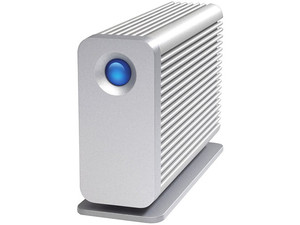 Disco Duro Externo LaCie Little Big de 2 TB, Thunderbolt.