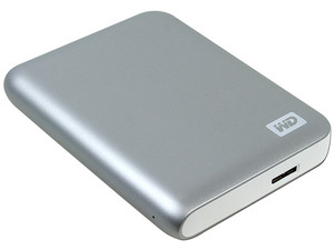 Disco Duro Portable Western Digital My Passport Essential de 500GB, USB 3.0. Color Plata
