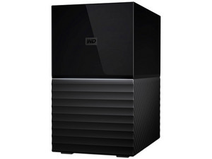 Disco duro externo Western Digital My Book Duo, 12 TB, USB 3.0