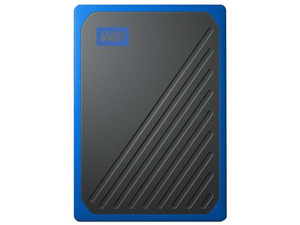 "Unidad de Estado Solido Externo Western Digital My Passport de 500 GB, 2.5"", USB 3.1. Color Negro."