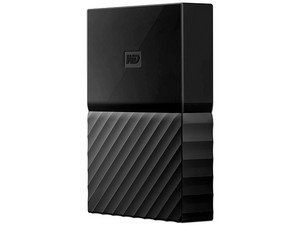 Disco Duro Externo Western Digital My Passport for Mac de 3 TB, USB 3.0.