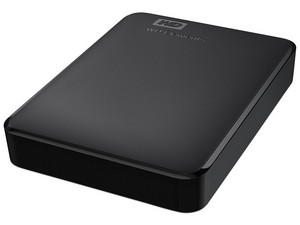 Disco Duro Portátil Western Digital Elements de 4 TB, USB 3.0, 2.5