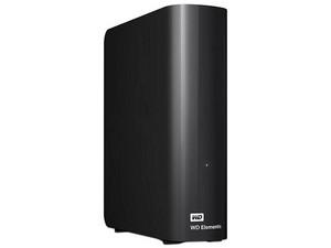 "Disco Duro Externo Wester Digital Elemets de 8TB, 3.5\"", USB 3.0. Color Negro."