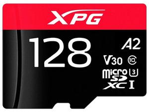 Memoria Adata XPG Ultra MicroSDXC UHS-1 U1 de 128 GB, Clase 10.