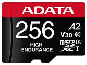 Memoria Adata XPG A2 MicroSDXC UHS-I U3 A2 de 256GB, clase 10, V30.