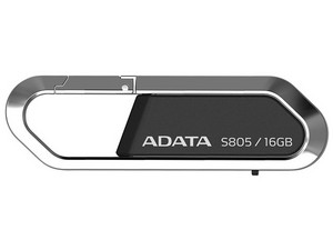 Unidad Flash USB 2.0 ADATA S805 de 16 GB.