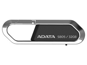 Unidad Flash USB 2.0 ADATA S805 de 32 GB.