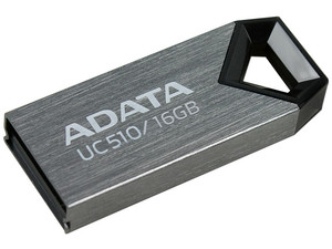 Unidad Flash USB 2.0 ADATA DashDrive Choice UC510 de 16 GB.